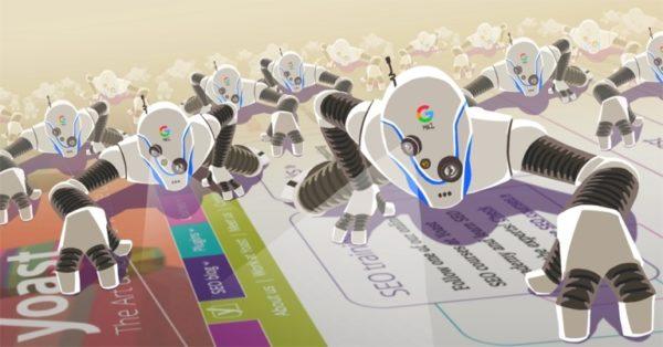 خزیدن و ایندکس کردن گوگل